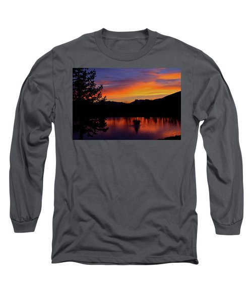Rose Canyon Morning Long Sleeve T-Shirt