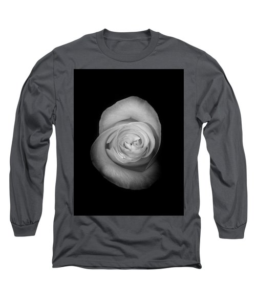 Rose From The Shadows Long Sleeve T-Shirt