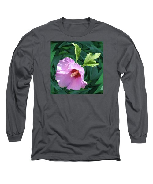 Rose Of Sharon Long Sleeve T-Shirt
