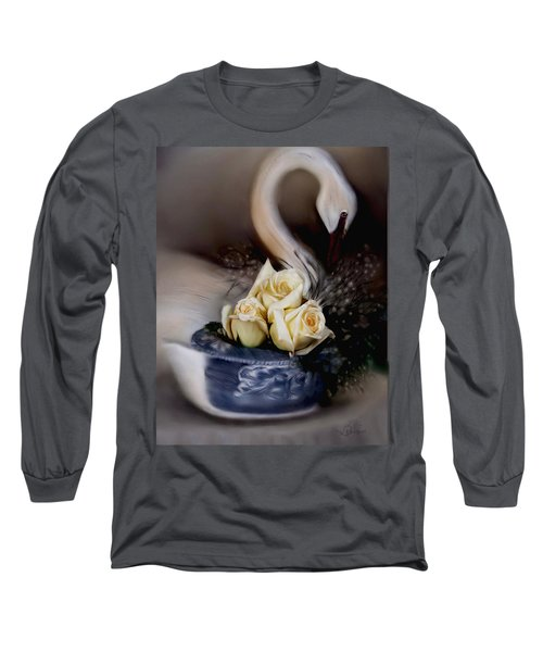 roses for Susan Long Sleeve T-Shirt