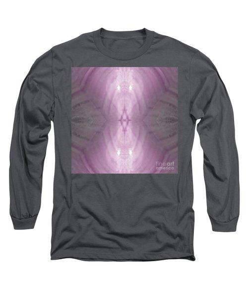 Rosey Light Phantom Long Sleeve T-Shirt