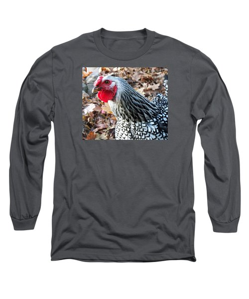 Rosie The Chicken Long Sleeve T-Shirt
