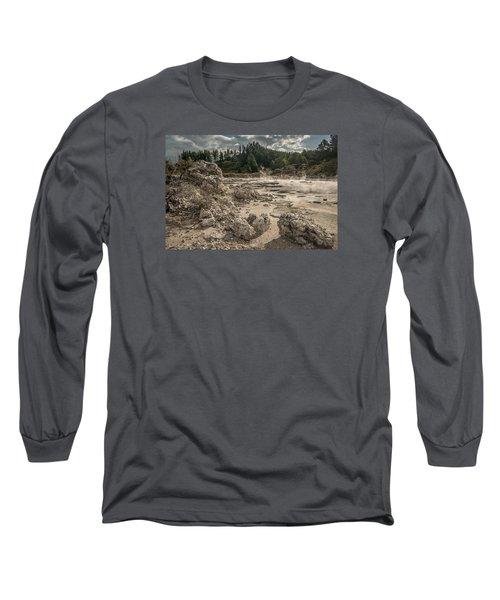 Rotorua Long Sleeve T-Shirt