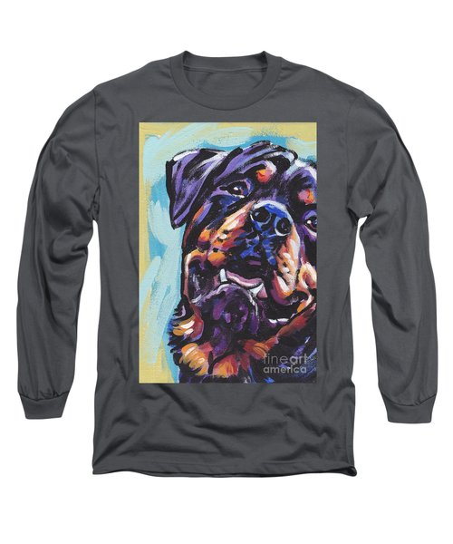 Rottie Power Long Sleeve T-Shirt