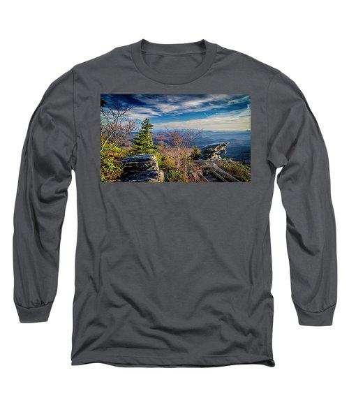 Rough Ridge View Long Sleeve T-Shirt