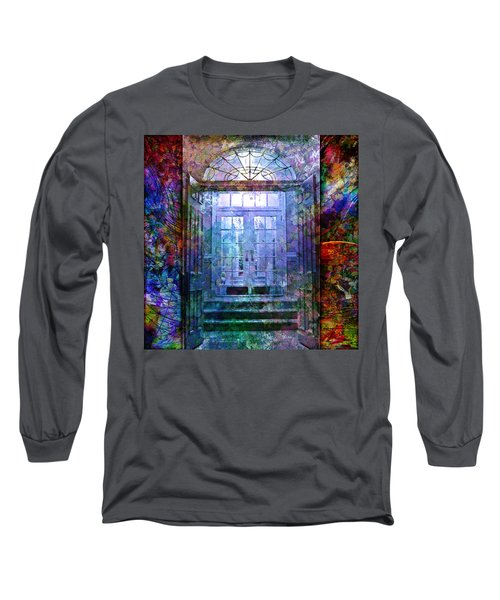 Rounded Doors Long Sleeve T-Shirt