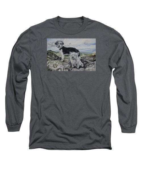 Roxie And Skye Long Sleeve T-Shirt