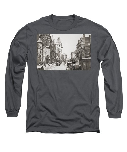Royal Courts Of Justice, Aka Law Long Sleeve T-Shirt