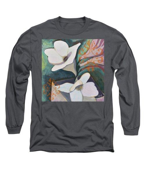 Royal Freesia Long Sleeve T-Shirt
