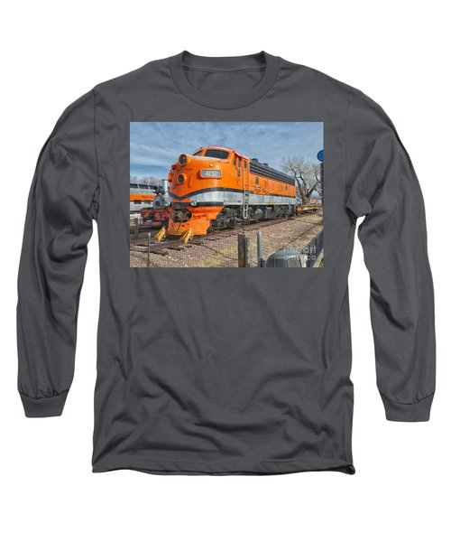 Royal Gorge Route 402 Long Sleeve T-Shirt