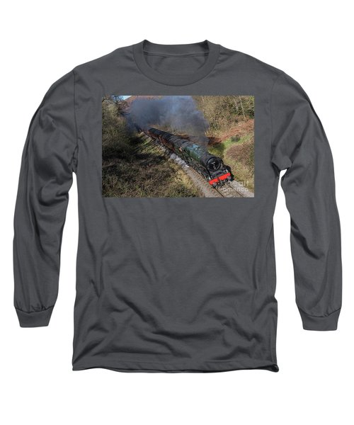 Royal Scott Different Angle Long Sleeve T-Shirt