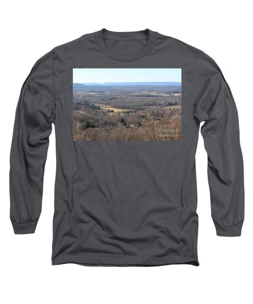 Rt 80 Scenic Ovelook Allamuchy 1 Long Sleeve T-Shirt