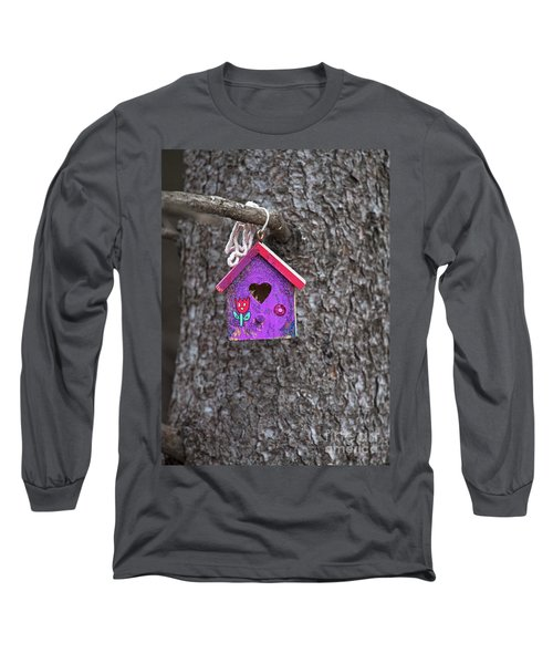 Long Sleeve T-Shirt featuring the photograph Rubicund.. by Nina Stavlund