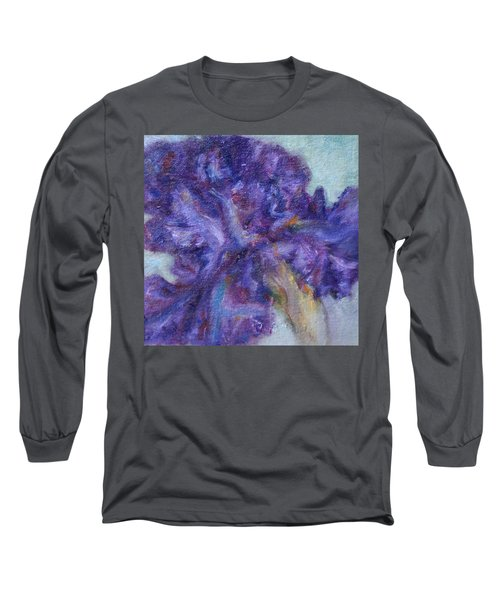 Ruffled Long Sleeve T-Shirt by Quin Sweetman