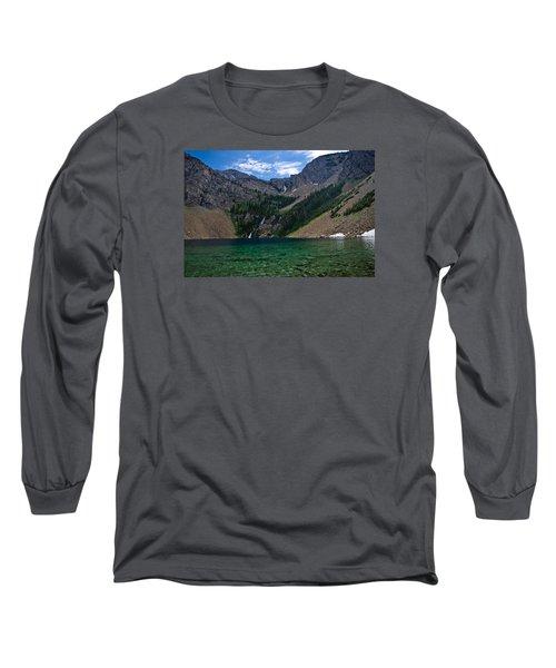 Rumble Lake Long Sleeve T-Shirt