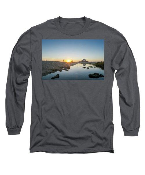 Runing  Long Sleeve T-Shirt
