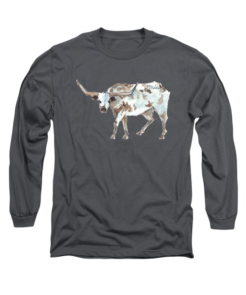 Running Back Texas Longhorn Lh070 Long Sleeve T-Shirt