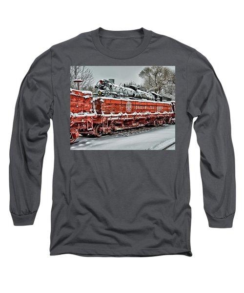 Running Out Of Steam Long Sleeve T-Shirt
