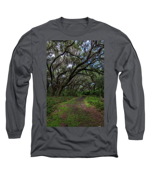 Runnymede Live Oaks Long Sleeve T-Shirt