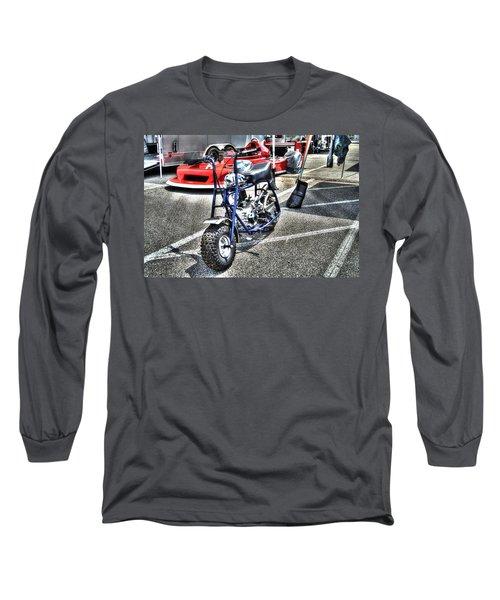 Rupp Long Sleeve T-Shirt by Josh Williams