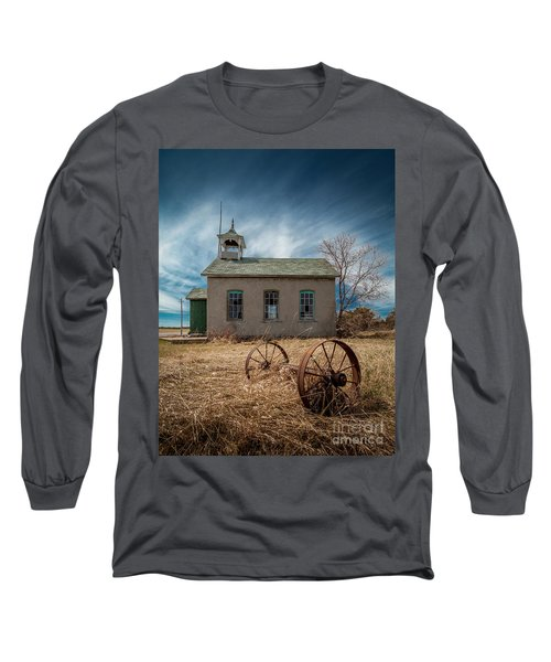 Rural School Long Sleeve T-Shirt