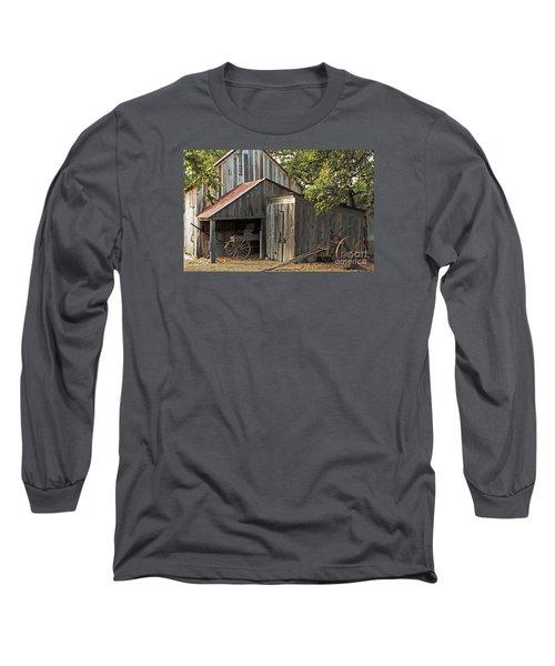 Rural Texas Long Sleeve T-Shirt