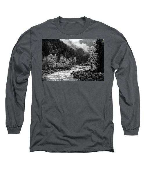 Rushing River Long Sleeve T-Shirt
