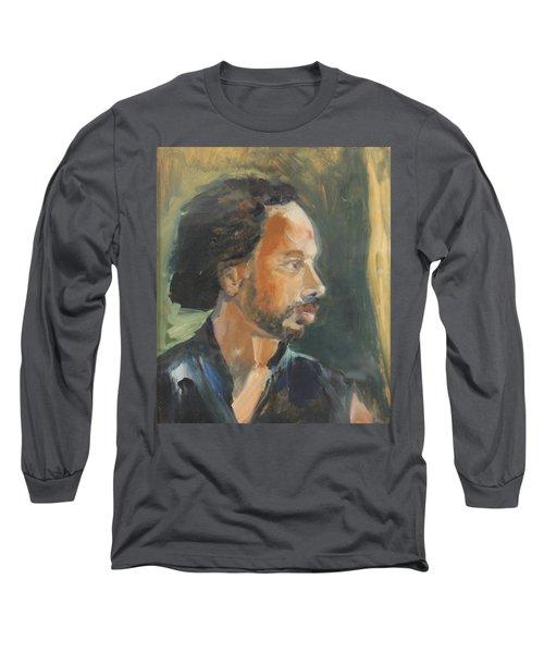 Russell Long Sleeve T-Shirt by Daun Soden-Greene