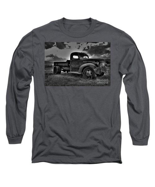 Rust In Peace Long Sleeve T-Shirt