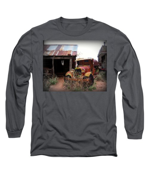 Rusted Classic Long Sleeve T-Shirt