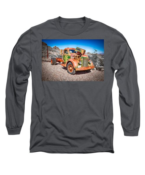 Rusted Classics - The International Long Sleeve T-Shirt