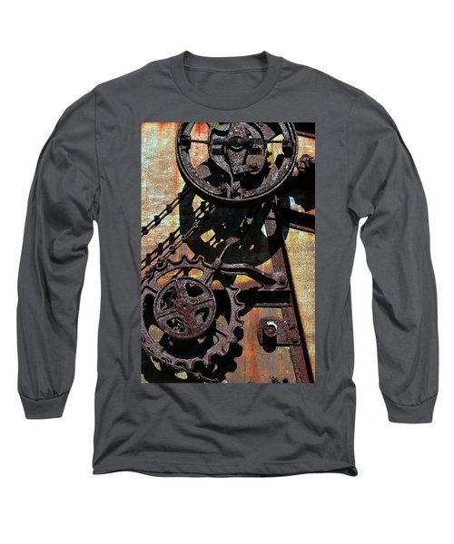 Rusted Gears 2.0 Long Sleeve T-Shirt