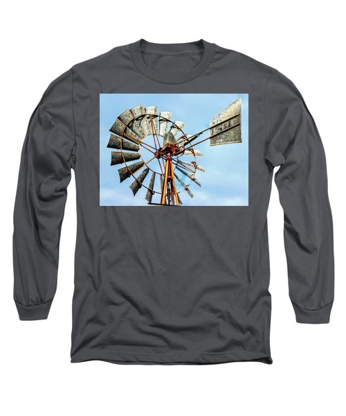 S And L Windmill Long Sleeve T-Shirt