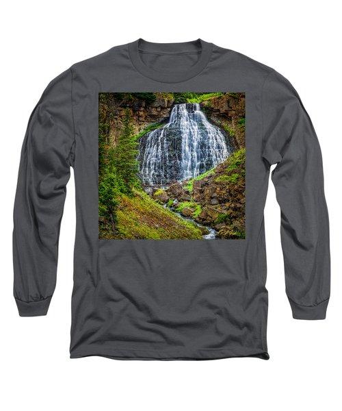 Rustic Falls  Long Sleeve T-Shirt