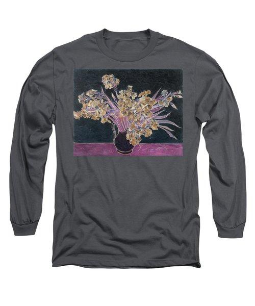 Rustic II Van Gogh Long Sleeve T-Shirt