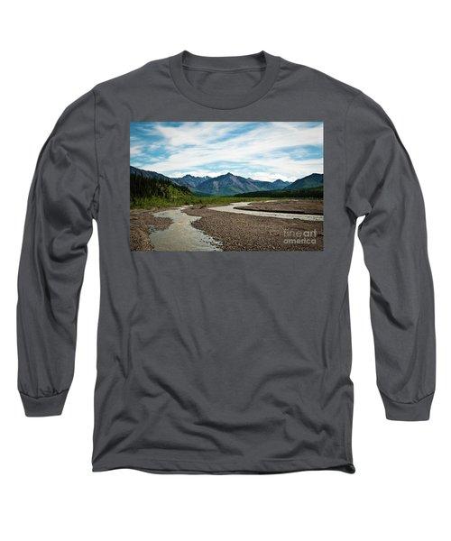 Rustic Water Long Sleeve T-Shirt