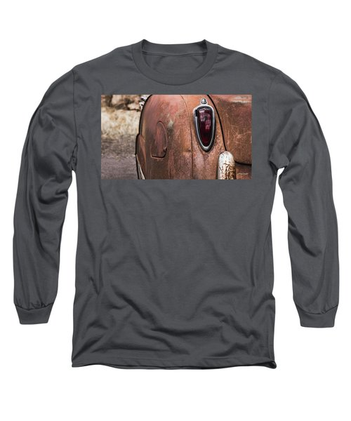 Rusting Away Long Sleeve T-Shirt