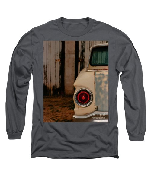 Rusty Car Long Sleeve T-Shirt