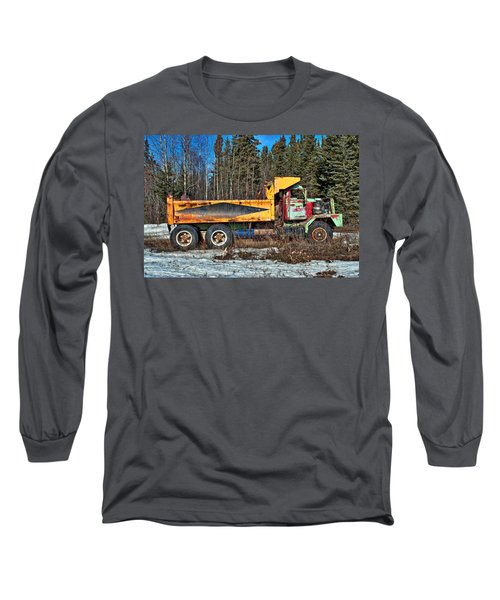 Rusty Dump Truck Long Sleeve T-Shirt