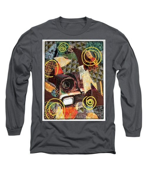 Rusty Musty Fusty Long Sleeve T-Shirt