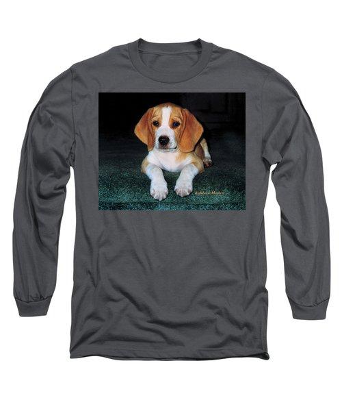 Rusty Puppy Long Sleeve T-Shirt