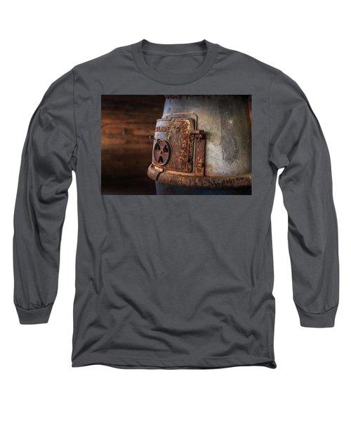 Rusty Stove Long Sleeve T-Shirt