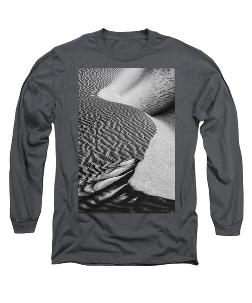 S-s-sand Long Sleeve T-Shirt