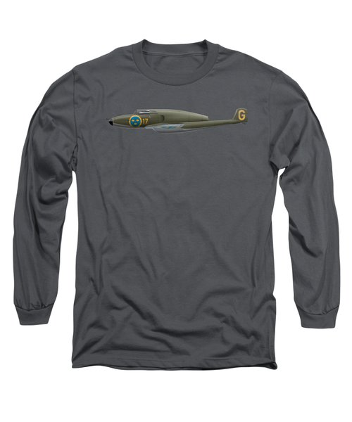 Saab A 21 R - 21455 Long Sleeve T-Shirt