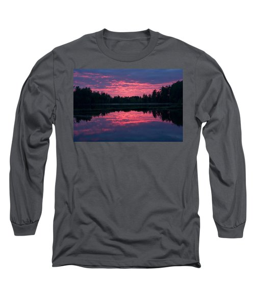 Sabao Sunset 01 Long Sleeve T-Shirt