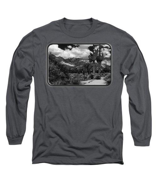 Sabino Canyon No5 Long Sleeve T-Shirt