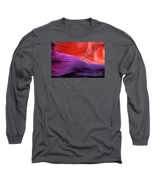 Long Sleeve T-Shirt featuring the photograph Sacred Colors by Jason Abando