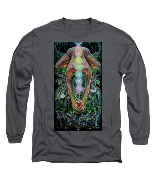 Sacred Cycle Long Sleeve T-Shirt