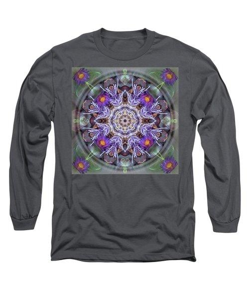 Sacred Emergence Long Sleeve T-Shirt