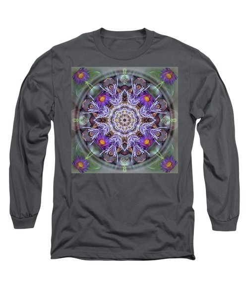Sacred Emergence Long Sleeve T-Shirt